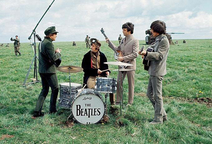 Những hình ảnh hiếm của nhóm The Beatles