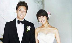 Sun Ye của Wonder Girls hạnh phúc trong tiệc cưới