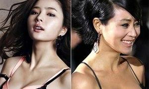10 mỹ nữ Hàn sở hữu vòng một quyến rũ
