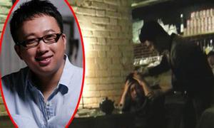 Biên kịch 'Tiếu ngạo giang hồ' bị diễn viên trẻ bạt tai