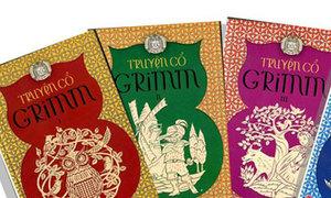 Phát hành ấn bản 'Truyện cổ Grim' mới