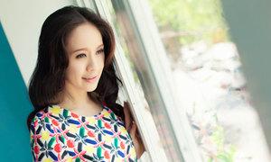 Thanh Thúy hâm nóng tình yêu với chồng nhờ thi hát