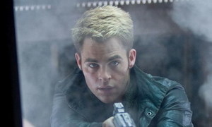 Bom tấn 'Star Trek Into Darkness' tung clip kịch tính