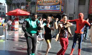 Như Ý, Quách Tuấn Du nhảy Gangnam Style trên đất Mỹ
