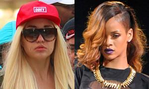 'Rihanna bị Chris Brown đánh vì xấu'