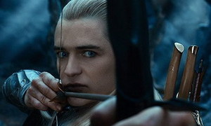 Orlando Bloom trở lại trong teaser 'Hobbit 2'