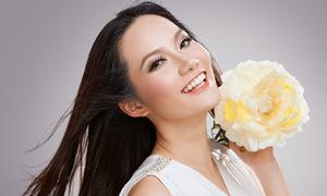 Hoàng Thu, Diệu Linh thi Siêu mẫu châu Á