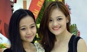 'Phan Linh 10A8' thân thiết với Tam Triều Dâng