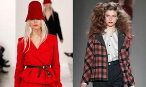 Các xu hướng trang phục 'hot' nhất mùa thu