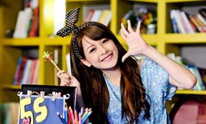 Chi Pu làm 'công chúa' trong phim sitcom đầu tay