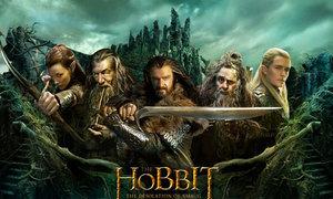 'The Hobbit 2' tung trailer đầu tiên