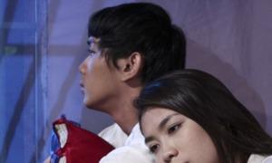 Bích Huyền trở lại màn ảnh với 'Cơn mưa tình yêu'