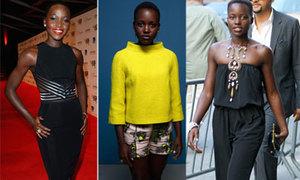 Lupita Nyong'o - biểu tượng thời trang mới