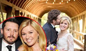 Kelly Clarkson kết hôn