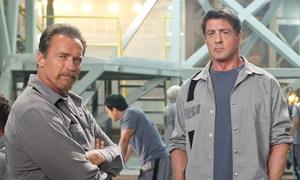 'Escape Plan', khi Rambo gặp 'kẻ hủy diệt' trong tù