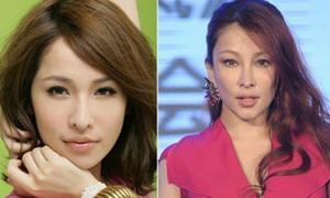 Ca sĩ Đài Loan phủ nhận sửa mặt giống Tiêu Á Hiên