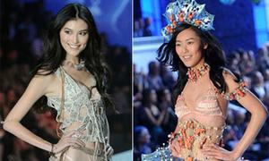 4 chân dài gốc Hoa từng diễn nội y cho Victoria's Secret