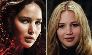 Jennifer Lawrence biến hóa qua từng vai diễn