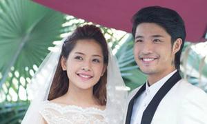 Chi Pu làm cô dâu của Hồ Vĩnh Anh