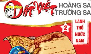 'Thần đồng Đất Việt' tiếp tục kể chuyện lãnh thổ nước Nam