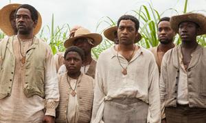'12 Years A Slave' lên ngôi tại Critics' Choice Movie Awards