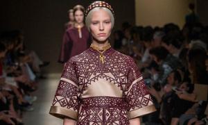 Đột phá trong tuần lễ thời trang Milan