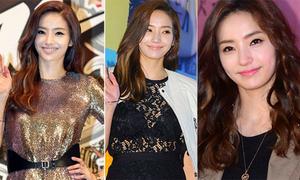 Vẻ đẹp của 'gái một con' Han Chae Young