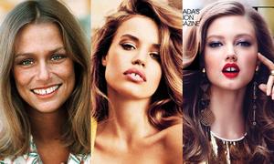 7 người mẫu răng thưa nổi bật nhất lịch sử