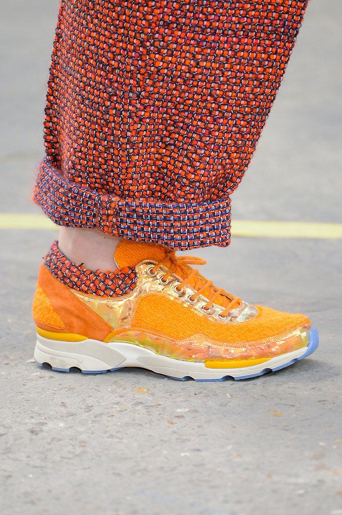 Những mẫu giày thể thao đẹp của Chanel