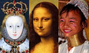9 kiểu làm đẹp quái dị trong lịch sử