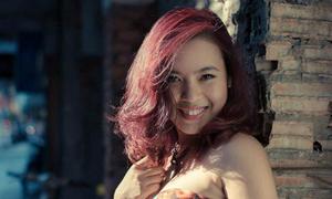 Em gái Huỳnh Phúc Điền quảng bá du lịch bằng âm nhạc
