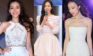 Mỹ nhân Hoa - Hàn ngọt ngào với sắc trắng