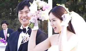 Han Ga In mang bầu sau 9 năm kết hôn