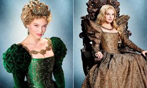 Váy áo tinh xảo, cầu kỳ trong 'Beauty & the Beast'