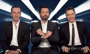 Dàn sao 'X-Men' đi quảng bá phim ở 7 thành phố