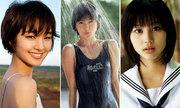 Mỹ nhân Nhật rạng ngời với tóc ngắn
