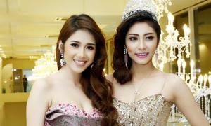 Hoa hậu Đại Dương đọ sắc Á hậu Đông Nam Á