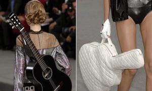 Những mẫu túi xách độc lạ của Chanel