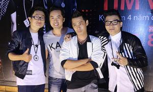 Dương Khắc Linh ủng hộ mini show của học trò X-Factor