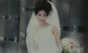 Lâm Tâm Như tinh khôi trong bộ ảnh váy cưới thời trẻ