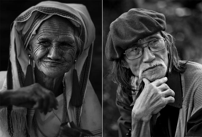 Những bức hình đen trắng ấn tượng tại Cuộc thi Ảnh VnExpress