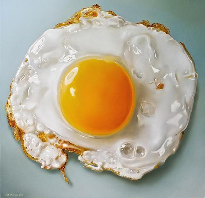 Những bức tranh nhìn là muốn ăn của Tjalf Sparnaay
