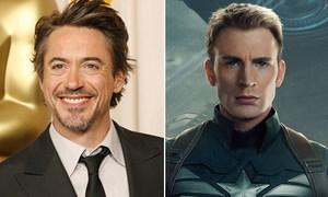 Người Sắt có thể thành phản diện trong 'Captain America 3'