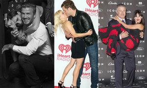 Những khoảnh khắc sao Hollywood ôm hôn nồng cháy