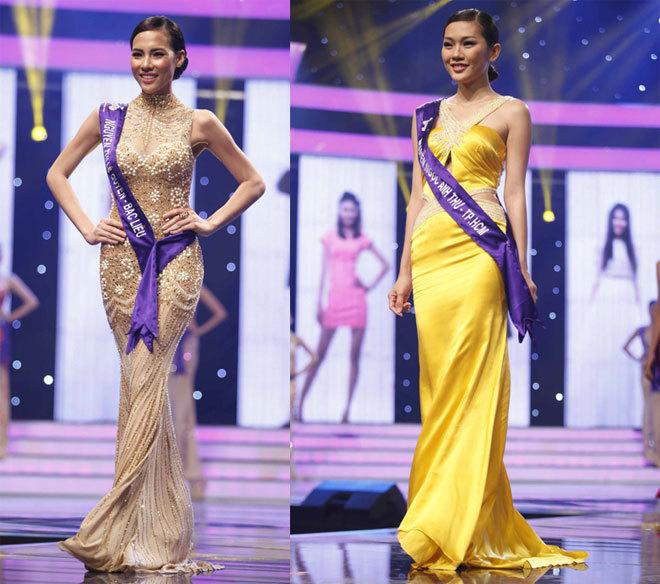 Nhiều mẫu chuyên nghiệp vào Top 18 Hoa khôi Áo dài Việt Nam