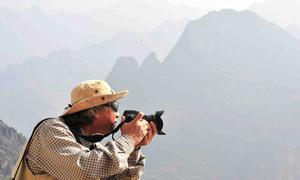 Tác giả thi Ảnh VnExpress kể về gian nan theo nghề nhiếp ảnh