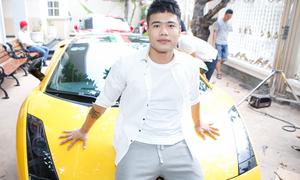 Ngọc Minh Idol quay MV với siêu xe tiền tỷ