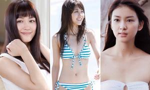 Top 10 nữ diễn viên Nhật Bản nổi bật nhất 2014