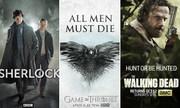 10 loạt phim truyền hình gây sốt trên thế giới năm qua