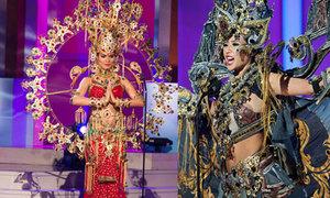 5 trang phục dân tộc được yêu thích nhất Miss Universe 2014